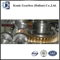 Industrial company manual power transmission worm gearbox supplier