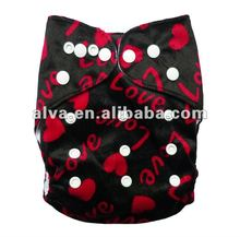 NEW Organic Cloth Diapers Baby, Soccer Printed Cloth Diaper Covers