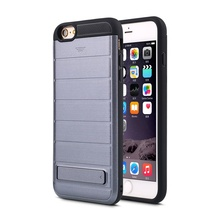 Premium Fashion Mobile Phone Case For iPhone 6 Mobile Phone Cover With Card Slot Holder