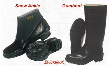 Gum Boot Waterproof Boots
