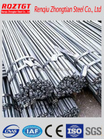 Hot Dip Galvanized Structural Steel Round Bar