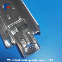 Galvanized suspended ceiling support T grid