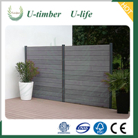 High Quality Wood Plastic Composite Garden