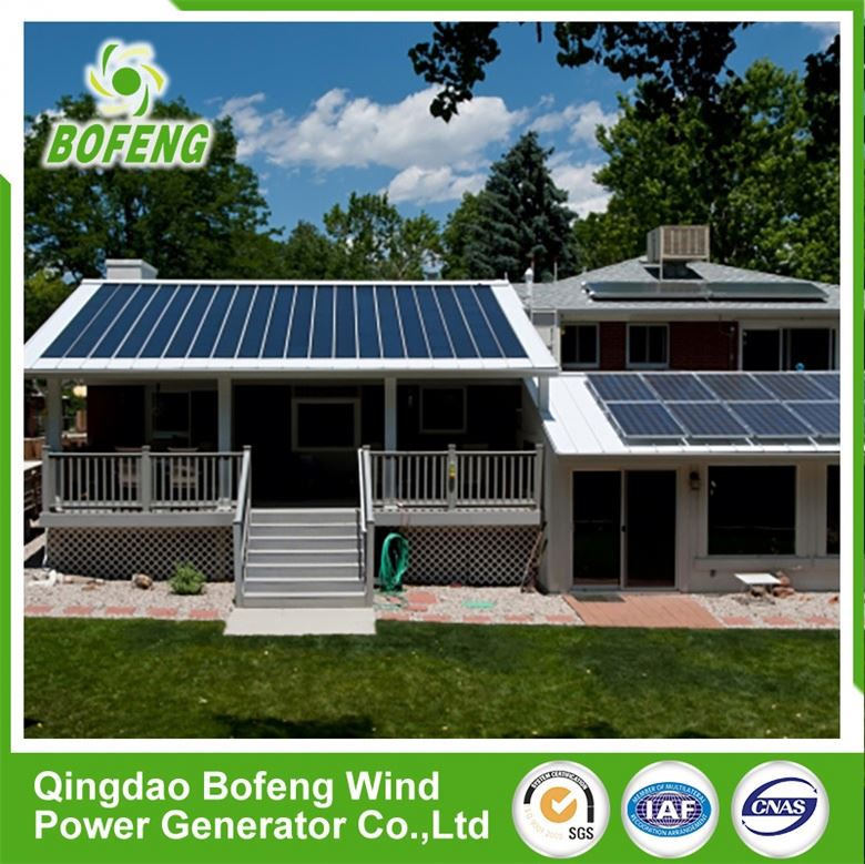 Best Selling Products solar power generator system home 1kw-10kw