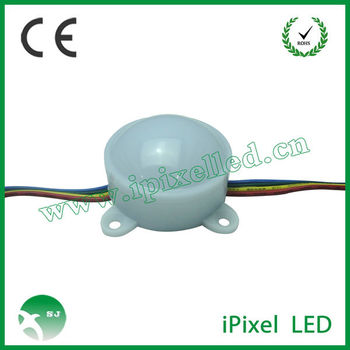 intelligent 45mm led rgb pixel point light