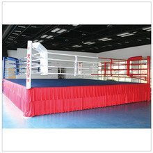International Standard boxing ring square