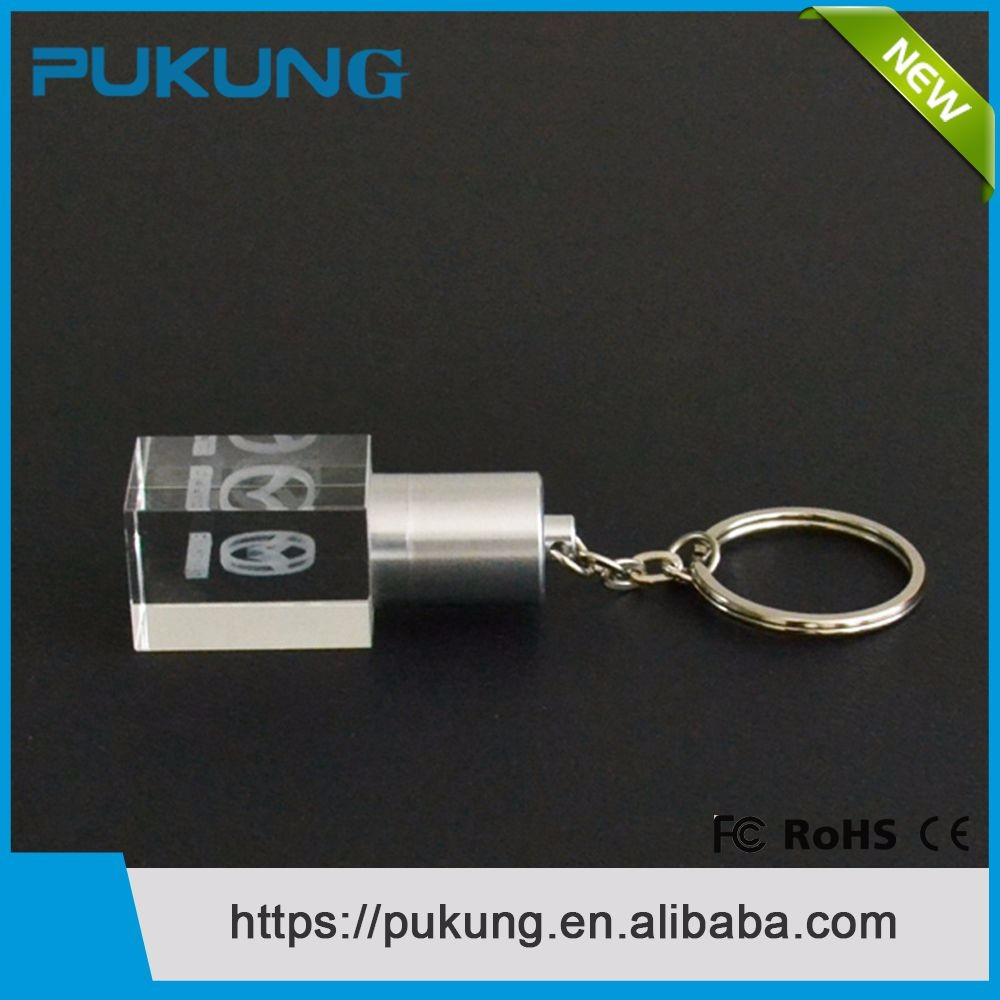 Factory Promotion Price Factory Supply Transparent Micro Usb Flash Drive