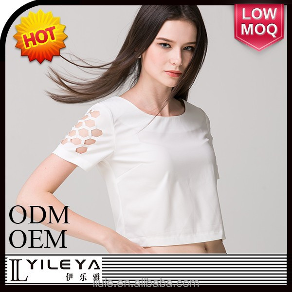 YILEYA Unique fashion t-shirt
