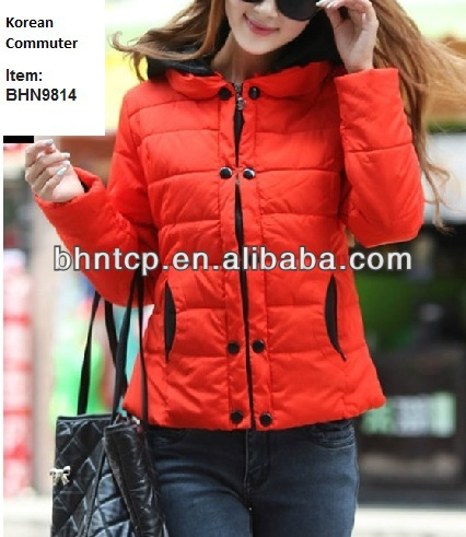 BHN98141206 New Jacket Design clothes for women Casual Jacket with 6 colour available