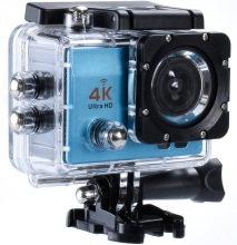 sport camera xdv 4k cameras Go Pro style 2 inch LCD Allwinner V3 16MP Waterproof Action Camera with remote controller