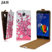 For Oneplus 3 Case,Cute Painting Colored Owl Flowers Flip Pu Leather Case Cover For Oneplus 3 Three A3003 Up Down Sheer Bags