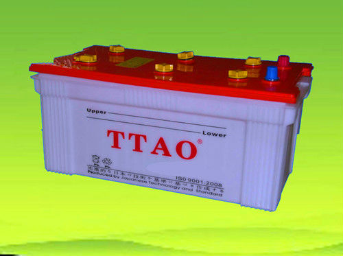 Dry cell car battery N120 JIS Standard 12V20AH
