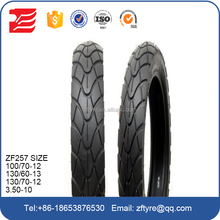 Electric scooter tyres 120/70-12