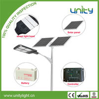 High Power Effciency Factory Price IP65 Led Solar Light Street