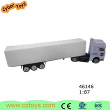 Model truck toy container ships, mini truck for kids for sale