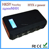 USA Market Multi-Function Portable Power Bank And Car Jump Starter 24000mah Power Bank