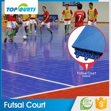 Wholesales prices high quality indoor mini sports flooring for football