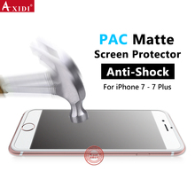 Hot Selling Amazon Products Matte PAC Nano Anti Shock Screen Protector For iPhone 7 7 Plus Mobile Phone Screen Film