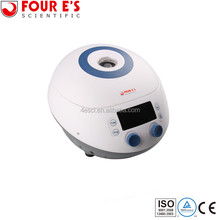 lab chemical supplier high speed disk centrifugal spin rotor centrifuge