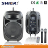 China supplier stage blutooth portable wireless karaoke system machine