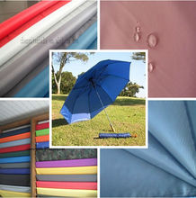 high quality waterproof fabric for umbrella material