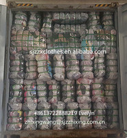 100kgs bale 45kgs bale all customized packing 30tons containers wholesale clothes used