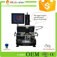 110V popular around the world WDS-650 automatic welding machine bga, mobile phone solder and desolder machine