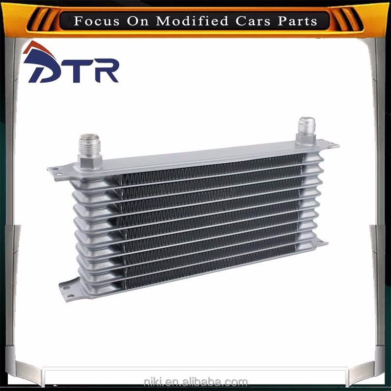 High Quality Auto transmission oil cooler installation , oil coolers with fans