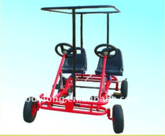 Outdoor Fun Pedal Go Kart for Families