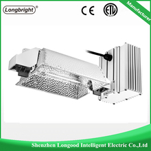 High quality supplier Longood hid hps greenhuse DE 1000w hps double ended fixtures for Hydro Garden