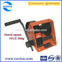 new style 1200lbs hand winch made in China