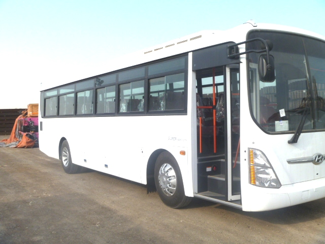 2017 Hyundai Super Aerocity 46 Seat Bus NEW