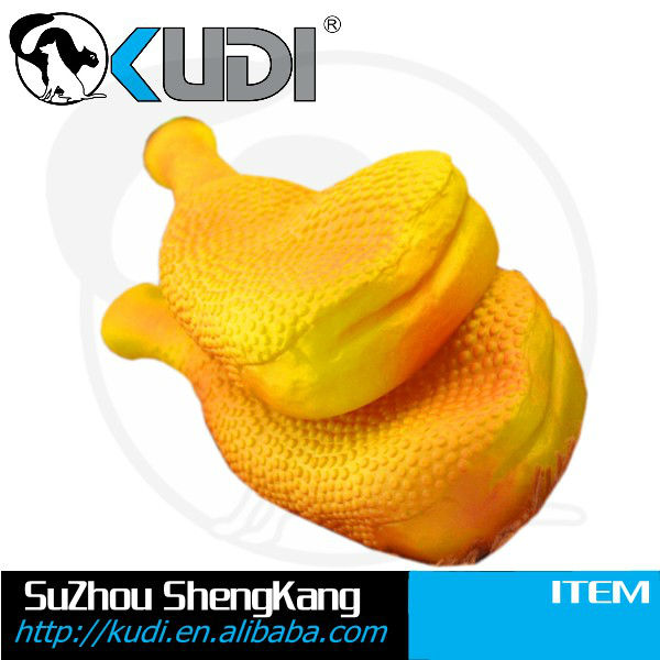 Chicken leg toy for dogs SKT004