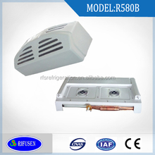 R580 front mount food truck refrigeration system