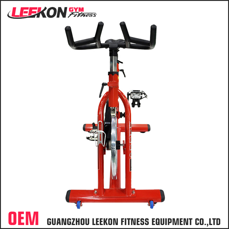 best price body fit land fitness equipment machine heavy flywheel second hand exercise spin bike