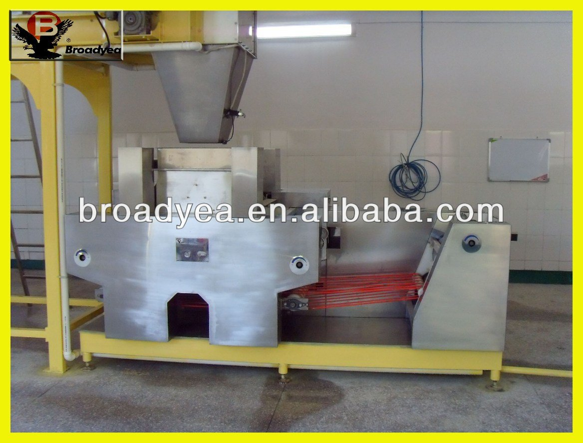 Compound rolling machine of instant noodle production line/Multi-layer steamed noodles machine