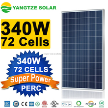 340w 36v 72 cells hot sale solar pv panels for your home