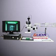 PCB inspection test Video Microscope/Circuit board video inspection microscope SX4TD
