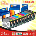 With ISO STMC SGS CE Approved IC9CL79 IC79 inkjet cartridge for epson printer