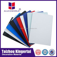 Alucoworld ACP Nano Mirror worldwide aluminum composite plate wall claddings