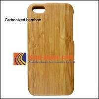 By on alibaba wooden case for iphone 5c two pieces real wood cell phone case