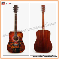 High quality copy global deviser acoustic guitar
