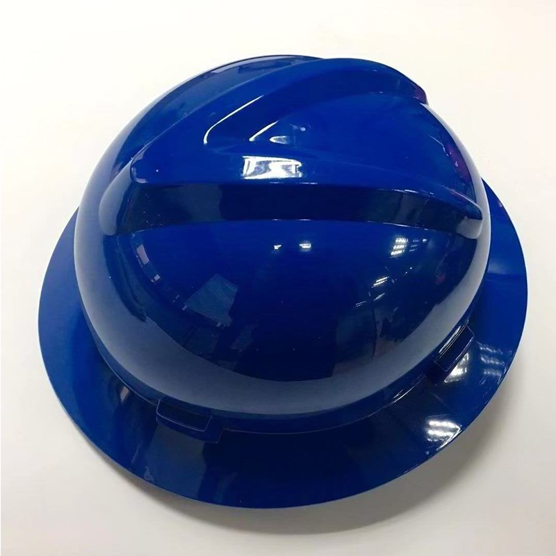 cheap full brim PE Safety Helmet for Construction Hard Hat c9d1a43a7ce3