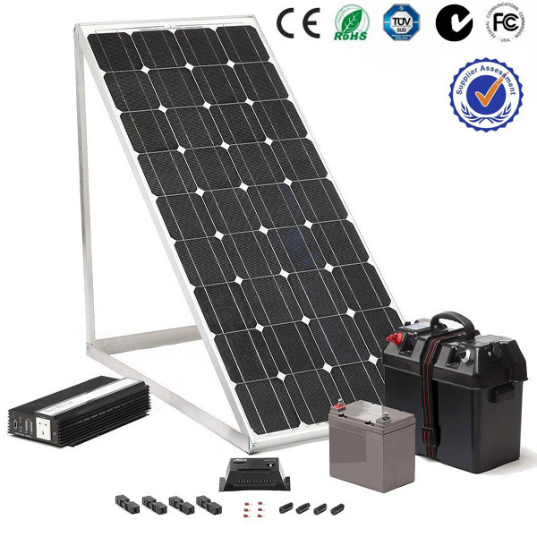 Residential Stand Alone 10KW solar panel tracking system