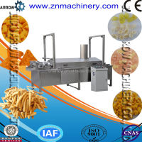 Industrial Auto Lift-up Peanut Snack Potato Chips Automatic Fryer