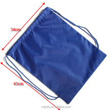 backpack,Softback,Drawstring, pull string backpack Style and Polyester Material eco-friendly drawstringbags