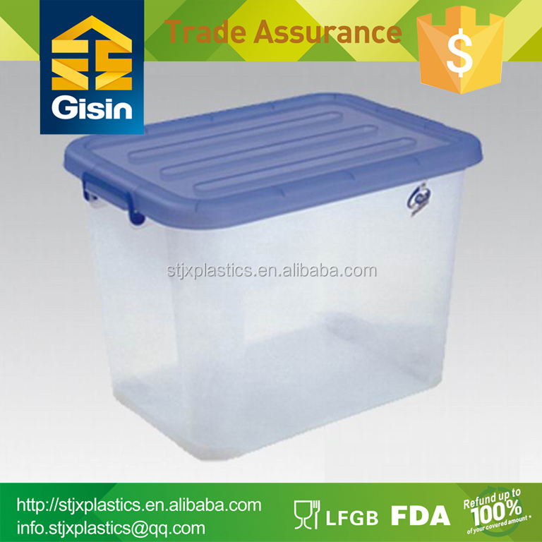 Super density special plastic storage container high quality