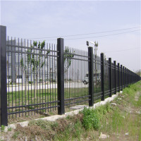 Wholesale Powder Coated Decorative Used Steel Grille Iron wire mesh fence