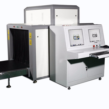 Real time Large X-Ray Luggage Scanner with Global leading parameters MCD-8065