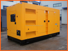 200kw/250kva AC 3 phase 4 stroke turbocharged soundproof diesel generator Powered by Perkins